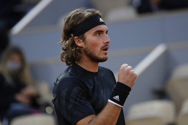 Stefanos Tsitsipas từng trốn học để xem Roland Garros - 4