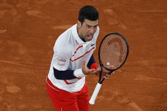 Roland Garros 2020: Đòi nợ Carreno-Busta, Djokovic lần thứ 10 vào bán kết - 1