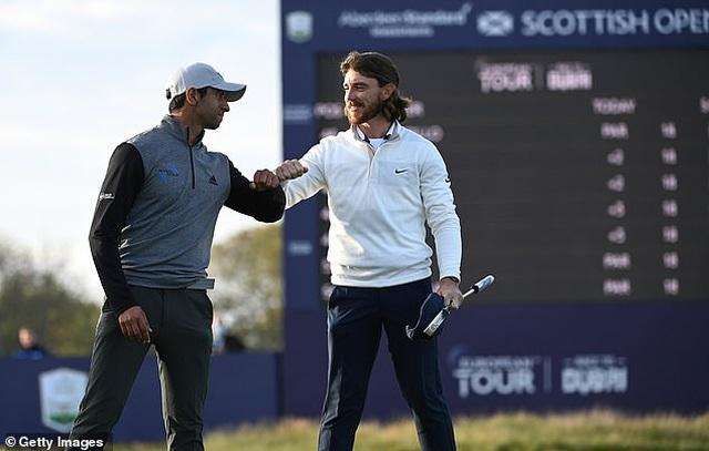 Đánh bại Fleetwood, Aaron Rai vô địch giải golf Scottish Open - 2