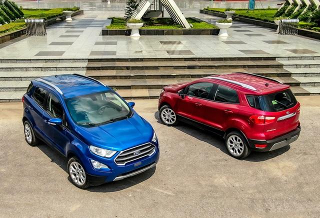 Cuộc chiến giảm giá xe SUV đô thị: Có ô tô ưu đãi lên đến 130 triệu - 2