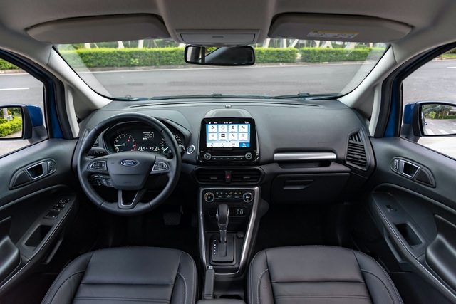 Ford EcoSport 2020 ra mắt: Bỏ lốp dự phòng, thêm trang bị đấu Kona, Seltos - 3