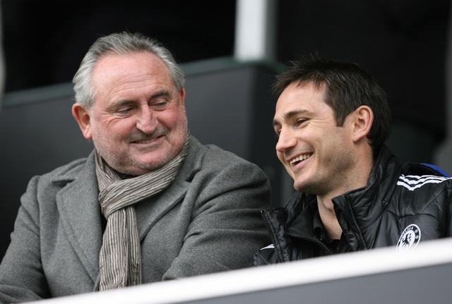 """Bối cảnh gia đình cực kỳ có """"số má"""" của HLV Frank Lampard - 1"""