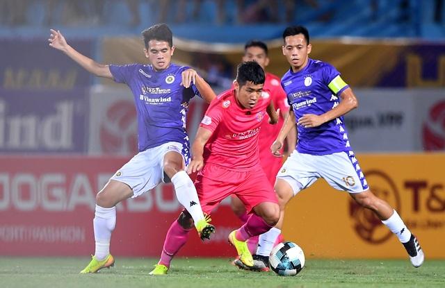 CLB Hà Nội và Viettel tăng tốc ở cuộc đua vô địch V-League? - 4