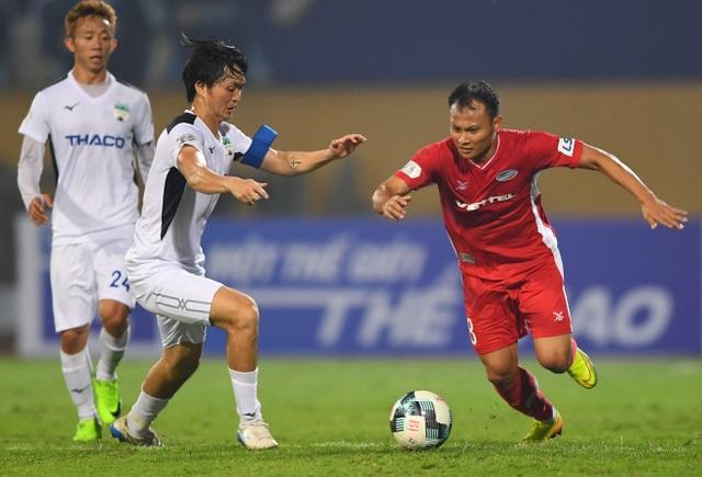 CLB Hà Nội và Viettel tăng tốc ở cuộc đua vô địch V-League? - 1