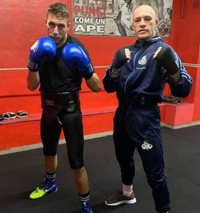 Gã điên McGregor điên cuồng tập luyện chờ tái đấu Manny Pacquiao - 2