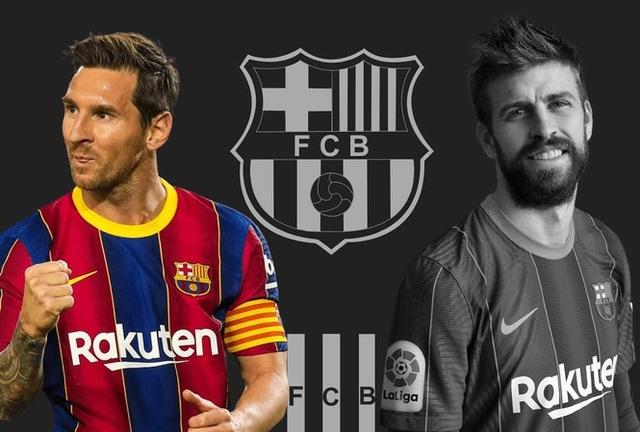 Barcelona nổi sóng, Messi và Pique xem nhau như kẻ thù - 1