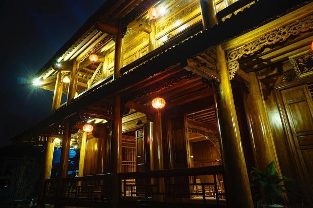 Cận cảnh nhà sàn rộng 300m2 toàn gỗ quý của vị doanh nhân ở Đà Lạt - 2