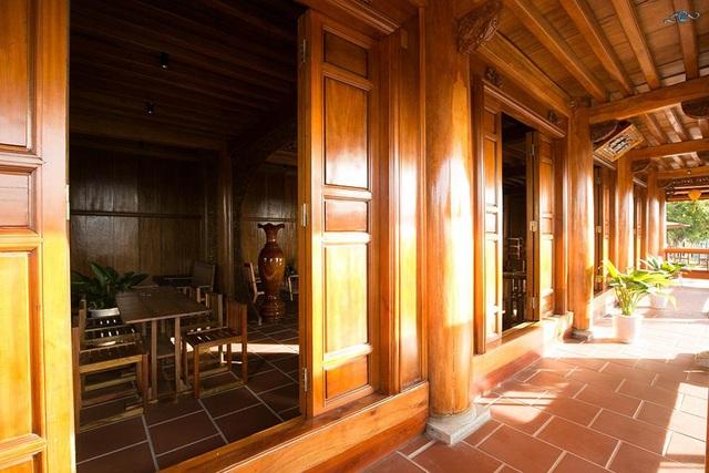 Cận cảnh nhà sàn rộng 300m2 toàn gỗ quý của vị doanh nhân ở Đà Lạt - 8
