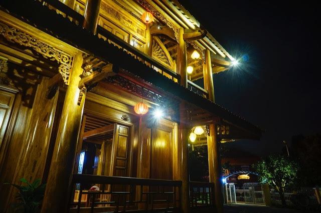 Cận cảnh nhà sàn rộng 300m2 toàn gỗ quý của vị doanh nhân ở Đà Lạt - 12