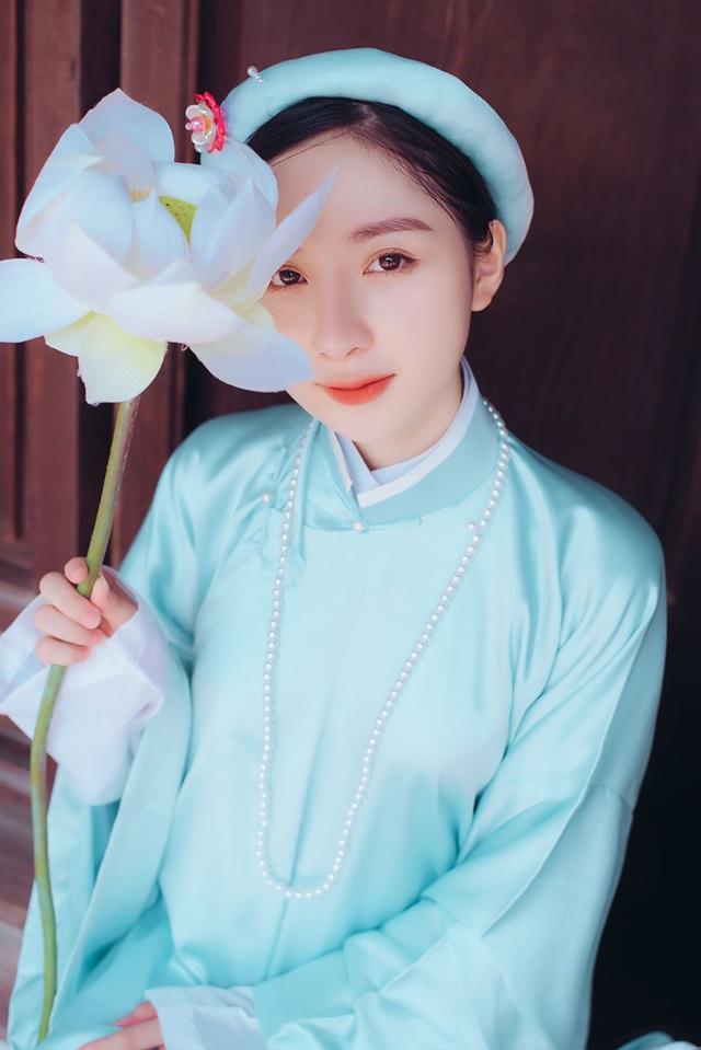 Nữ sinh Tuyên Quang hát hay, sở hữu góc nghiêng đẹp cuốn hút - 7