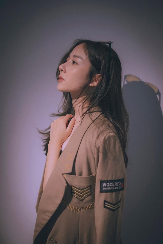Nữ sinh Tuyên Quang hát hay, sở hữu góc nghiêng đẹp cuốn hút - 9