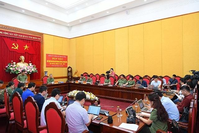 Bộ Công an giải thích về việc vượt 3 Thứ trưởng theo quy định - 1