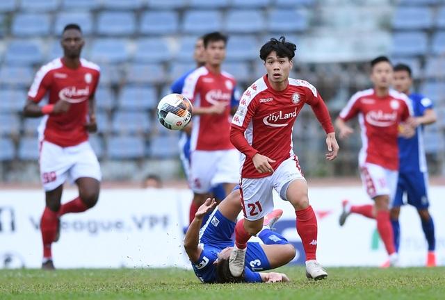 Công Phượng chấn thương, CLB TPHCM có cơ hội đua vô địch V-League? - 2