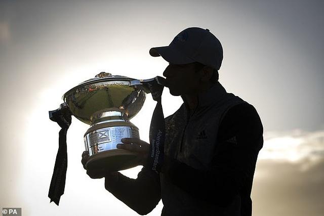 Đánh bại Fleetwood, Aaron Rai vô địch giải golf Scottish Open - 3