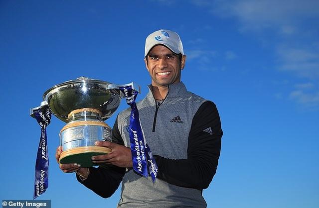 Đánh bại Fleetwood, Aaron Rai vô địch giải golf Scottish Open - 1
