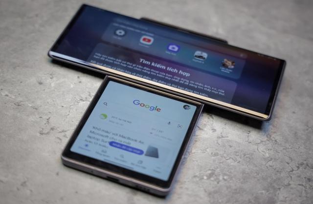 Trải nghiệm LG Wing: Smartphone xoay hình chữ T, giá hơn 17 triệu đồng - 4