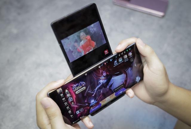 Trải nghiệm LG Wing: Smartphone xoay hình chữ T, giá hơn 17 triệu đồng - 5