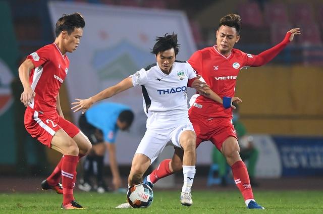 CLB Hà Nội và Viettel tăng tốc ở cuộc đua vô địch V-League? - 2