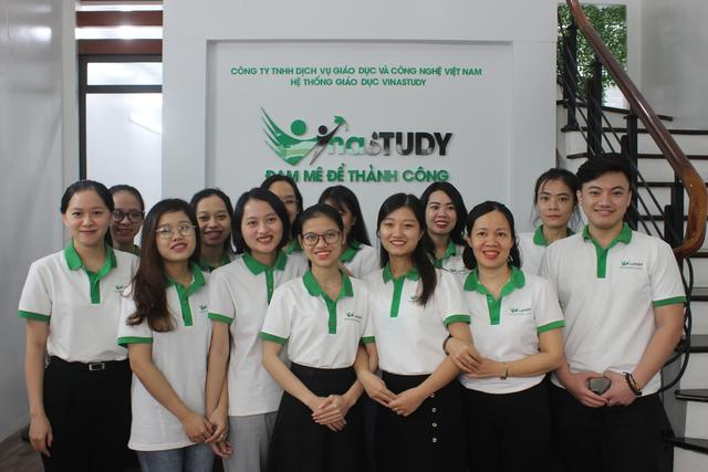 Vinastudy - Hệ thống Giáo dục trực tuyến chất lượng cao tại Việt Nam - 1