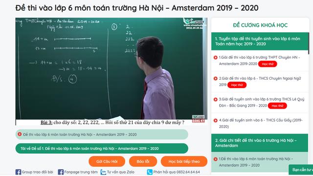 Vinastudy - Hệ thống Giáo dục trực tuyến chất lượng cao tại Việt Nam - 3