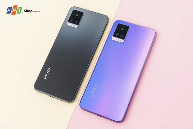4 lý do bạn nên đặt trước Vivo V20 tại FPT Shop - 1