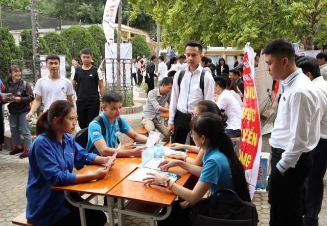 Thanh Hóa: Nhu cầu tuyển dụng hơn 6.700 người tại phiên giao dịch việc làm - 3