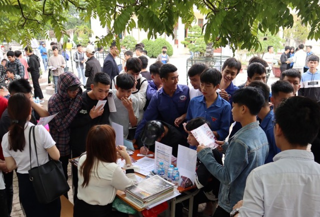 Thanh Hóa: Doanh nghiệp cần tuyển gần 6.500 lao động dịp cuối năm - 1