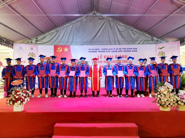 Quảng Nam: 80% sinh viên tốt nghiệp trường nghề có việc làm ngay - 1