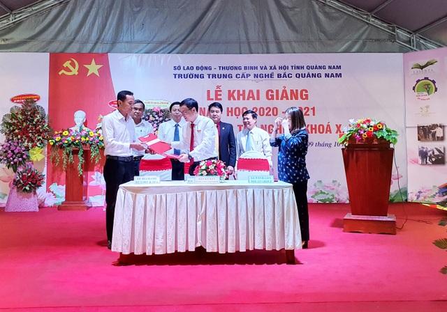 Quảng Nam: 80% sinh viên tốt nghiệp trường nghề có việc làm ngay - 2