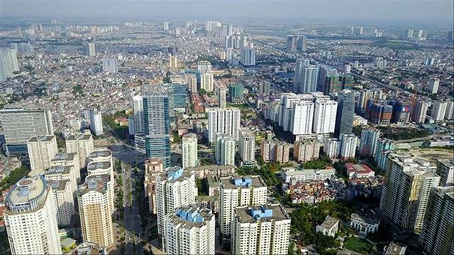 Đi tìm chung cư mật độ thấp tại trung tâm Hà Nội - 1