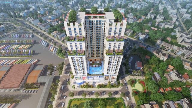 Đi tìm chung cư mật độ thấp tại trung tâm Hà Nội - 2