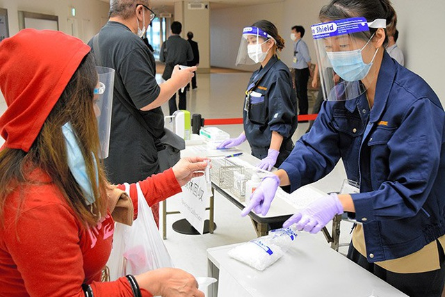 Vì sao nhiều người Việt sang Nhật Bản có kết quả test nhanh Covid-19 sai? - 2