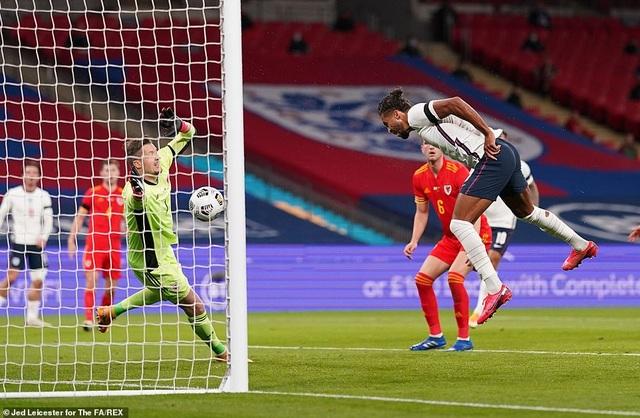 Thắng đậm Wales, đội tuyển Anh sẵn sàng chờ đại chiến với Bỉ - 1