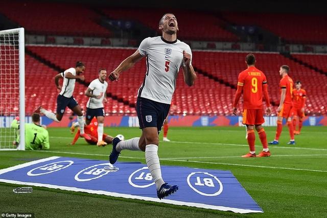 Thắng đậm Wales, đội tuyển Anh sẵn sàng chờ đại chiến với Bỉ - 6