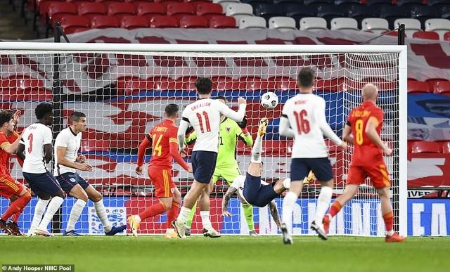Thắng đậm Wales, đội tuyển Anh sẵn sàng chờ đại chiến với Bỉ - 8
