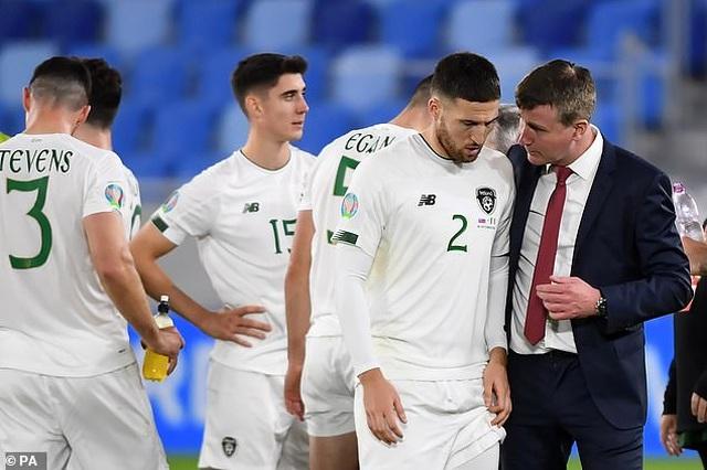 Haaland gây thất vọng, Na Uy tan mộng dự Euro 2020 - 8