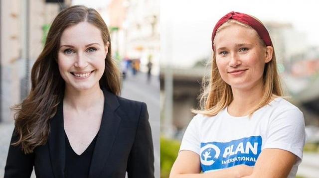 Thiếu nữ 16 tuổi trở thành thủ tướng Phần Lan trong một ngày - 1