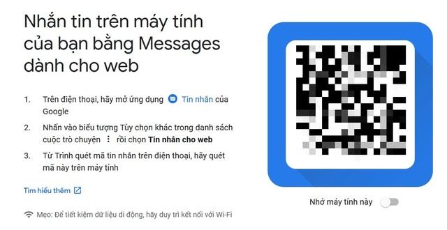 Thủ thuật giúp gửi và đọc tin nhắn trên smartphone trực tiếp từ máy tính - 2