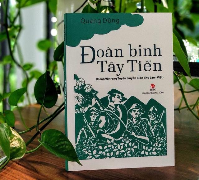 """""""Đoàn binh Tây Tiến"""" của nhà thơ Quang Dũng đoạt giải A sách Quốc gia - 3"""