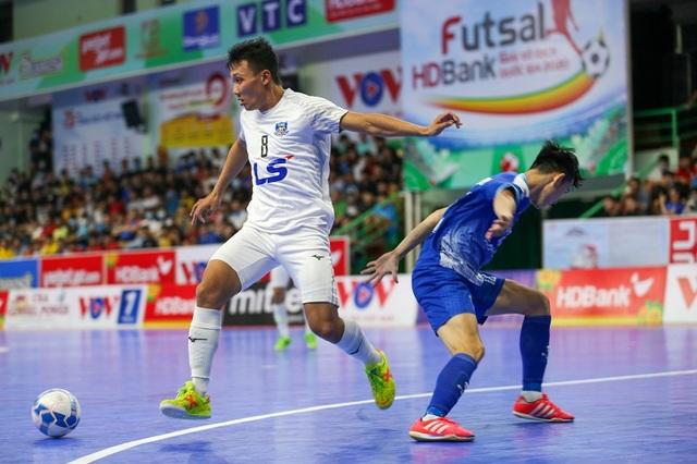 Thái Sơn Nam chạm tay vào ngôi vương giải futsal vô địch quốc gia - 1