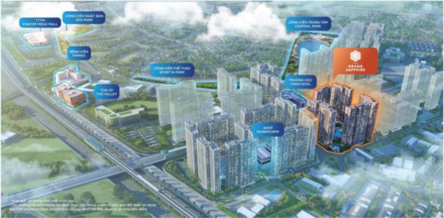 """""""Gần metro, ôm các đại lộ"""": Chìa khoá để Vinhomes Smart City trở thành tâm điểm phía Tây Hà Nội - 3"""