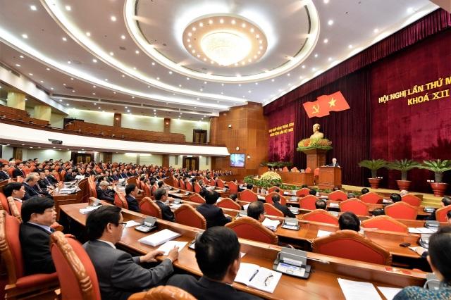 Tổng Bí thư: Trung ương thống nhất với đề xuất nhân sự của Bộ Chính trị - 1