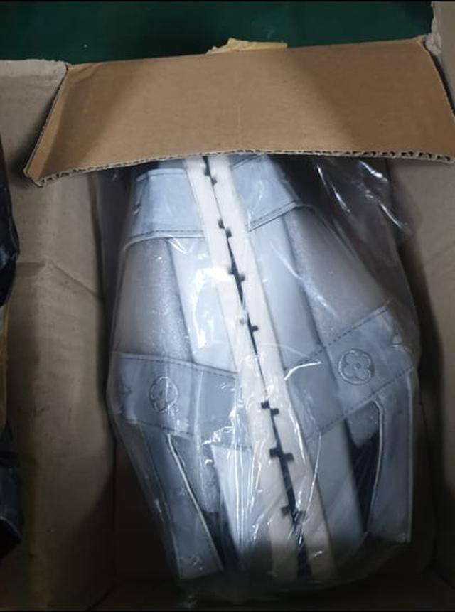 Mánh khóe lừa đảo mới trên Shopee: Mua quần áo tập nhận ba lỗ dởm - 4