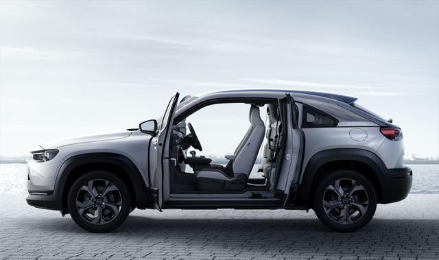 Tân binh Mazda MX-30 được bổ sung phiên bản hybrid - 6