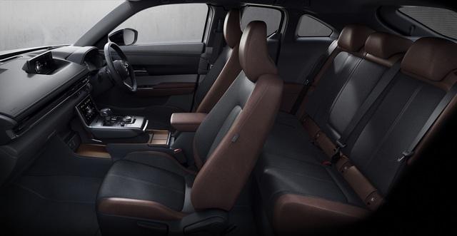 Tân binh Mazda MX-30 được bổ sung phiên bản hybrid - 2