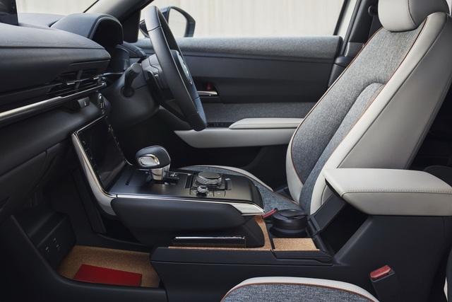 Tân binh Mazda MX-30 được bổ sung phiên bản hybrid - 8