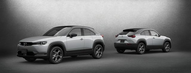 Tân binh Mazda MX-30 được bổ sung phiên bản hybrid - 5