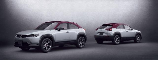 Tân binh Mazda MX-30 được bổ sung phiên bản hybrid - 4