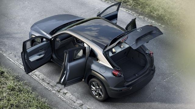 Tân binh Mazda MX-30 được bổ sung phiên bản hybrid - 15