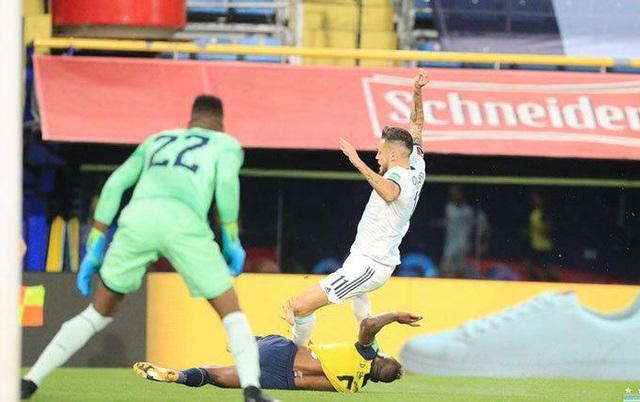 Messi ghi bàn duy nhất, Argentina thắng trận mở màn vòng loại World Cup - 2